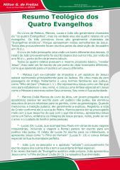 resumo teologico dos quatro evangelhos - trabalho de teologia - pr. valter josé,nilton_1.pdf