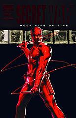 Secret War 5 - Nick Fury (2004).cbr