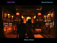 Jolin Tsai + Namie Amuro - I'm Not Yours (Color Coded Lyrics).wmv