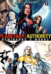 Planetary & Authority - Dominando o Mundo.cbr