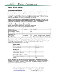 Micro Hydro Survey.pdf