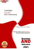 JN0-691 PDF Questions With Authentic Answers.pdf