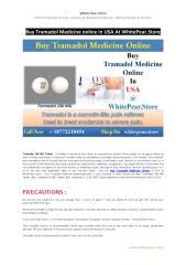 Buy Tramadol Medicine online.pdf
