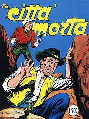 Zenith Gigante - Volume 9 - Hondo - La Citta' Morta.cbr