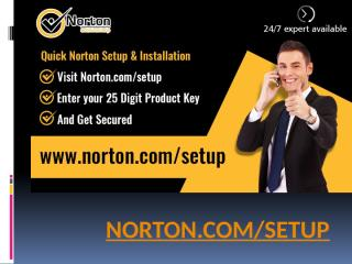 Let's Get Started with Norton.com-setup.pptx