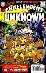 silver age #03 - challengers of the unknown por dios die autentisen.cbr