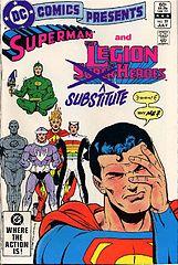 DC Comics Presents 59 - Superman & The Legion of Substitute Heroes.cbz