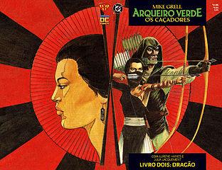 Arqueiro Verde - Os Caçadores #02 (1987) (Bau-Rapadura).cbr