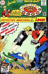 silver age #05 - dial h for hero por tyroc & howard el patero solitario.cbr