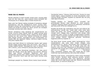 Kisah Nabi Isa Al-Masih.pdf