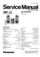 Panasonic SA-VK70D Manual de serviço.pdf