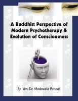 A Buddhist Perpsective of Modern Psychotherapy & Evolution of Consciousness_Ven Dr Punnaji.pdf