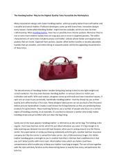 Handbag leather quality.pdf